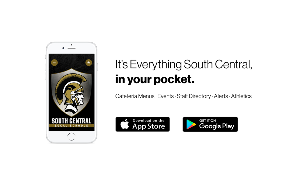 Have you downloaded the South Central App?