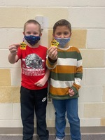 Students Earn Bravo Badges