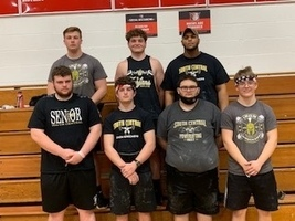 State Powerlifting Participants