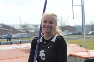 SC Pole Vault Record Broken