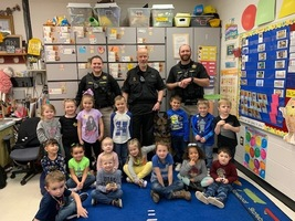 Justice Visits PM Preschool