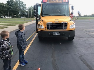 Bus Safety Training Grades K-4